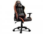 Кресло геймерское Cougar COUGAR RAMPART Black-Orange